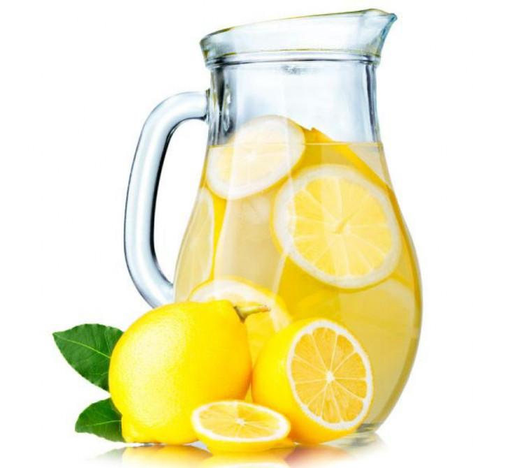 Доставка имбирного лимонада